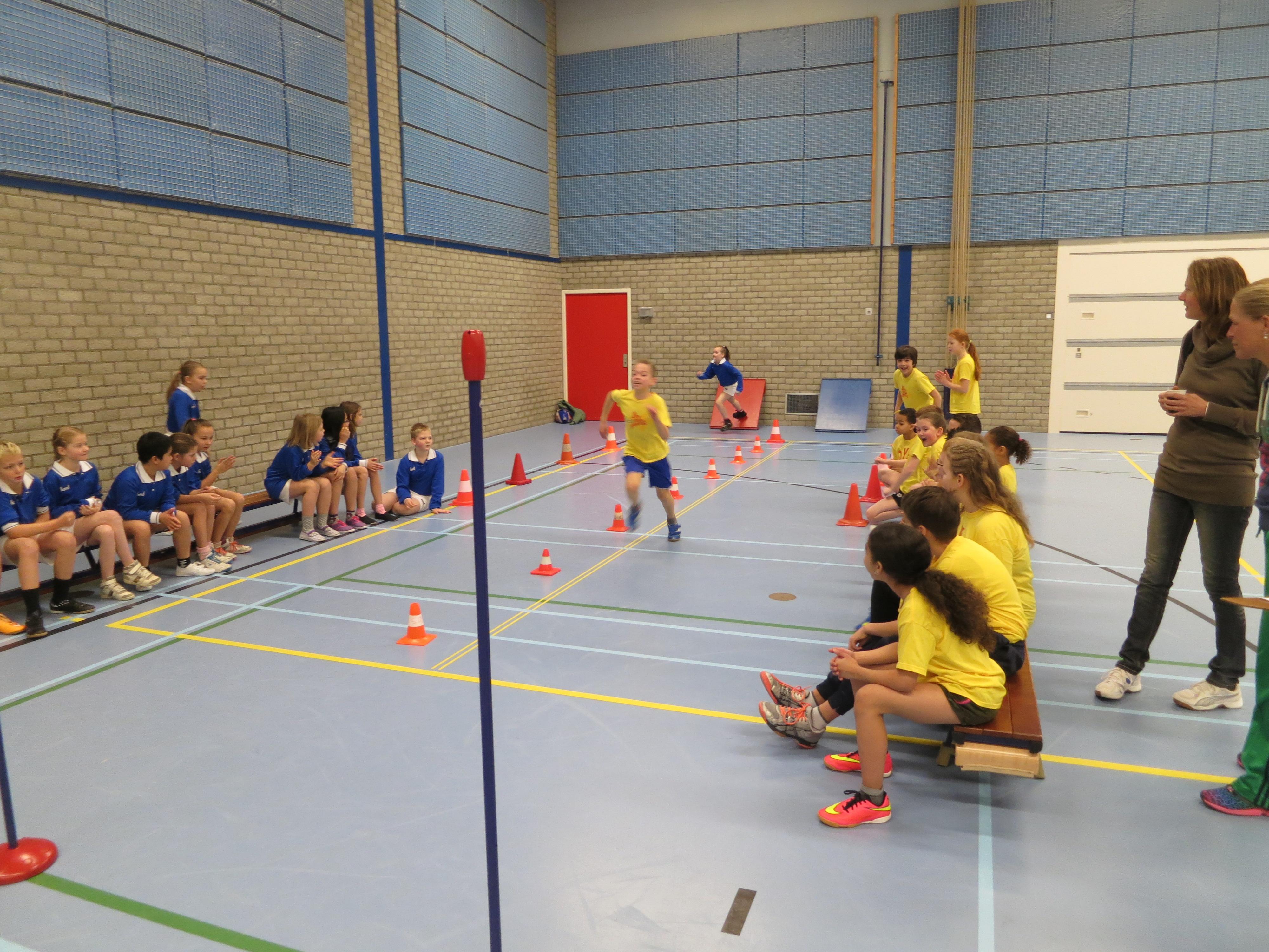 Fun in athletics - vrijwilligers gevraagd