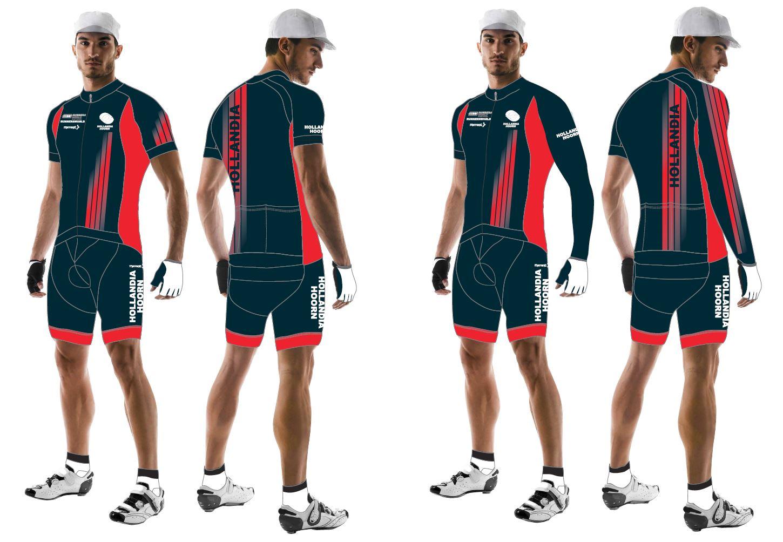 Pasuurtje Hollandia wielerkleding en trisuits