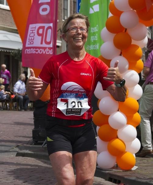 Uitslagen Marathon Hoorn - 21 mei 2017