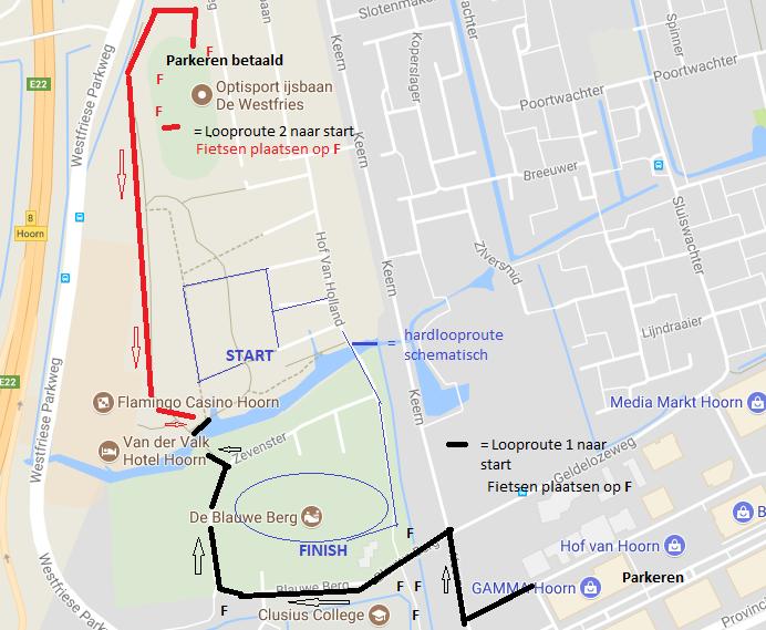 Informatie over 38e Rien Stout Scholierenveldloop met nieuwe startplaats