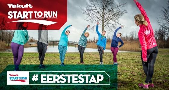 Start to Run begint weer!