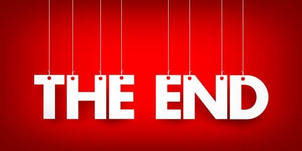 Aan alles komt een eind….